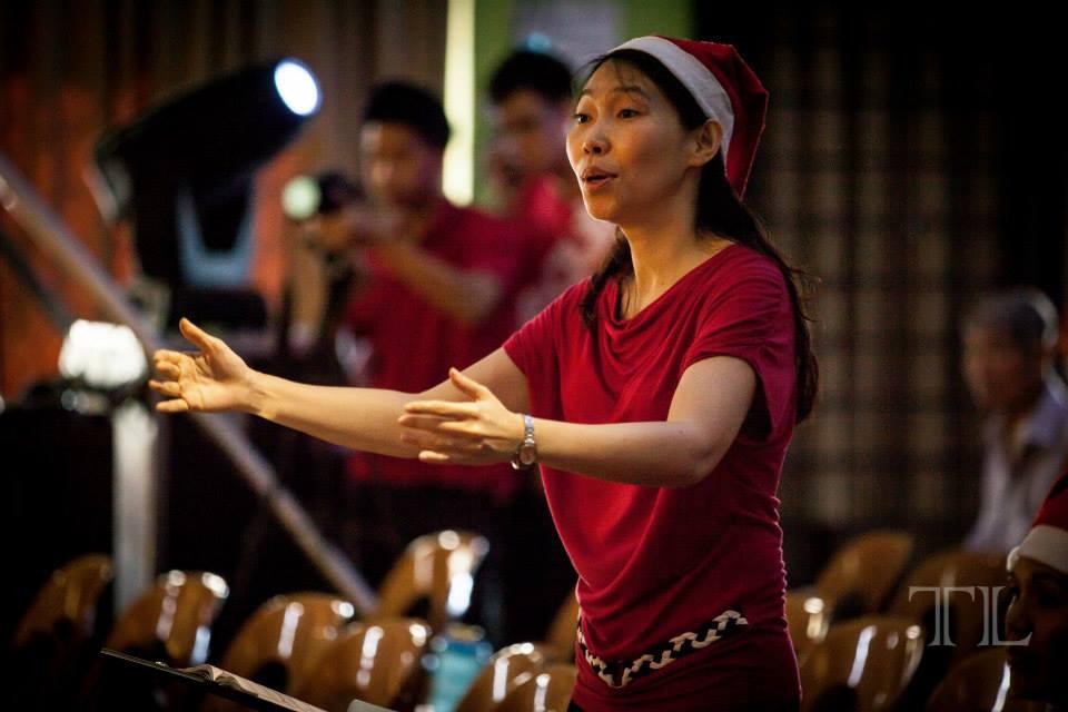 2013年圣诞晚会及圣诞崇拜